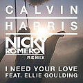 I Need Your Love (Nicky Romero Remix)