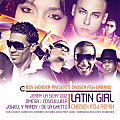 Jenny La Sexy Voz Ft Cosculluela, Omega, De La Ghetto, Jowell & Randy - Latin Girl [Official Remix]
