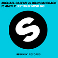 Michael Calfan vs. John Dahlback ft. Andy P - Let Your Mind Go (Original DeepHust's Rebuilt)