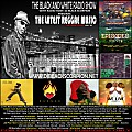 The Latest Reggae Music on The Black and White Radio Show Vol. 61 (1-23-18)