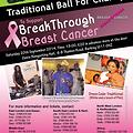 Traditional Ball Charity For Breast Cancer