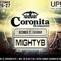 MightyB live @ Coronita 2015.12.27.