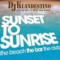 BALEARICA 3/3 SUNSET SESSION (mixed by © Dj Klandestino)