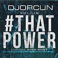 Will.i.am Ft.Justin Bieber - That Power (DJ ORCUN Mashup)