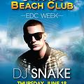 DJ Snake LIVE @ Encore Beach Club 18/06/2015