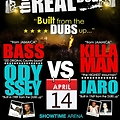 KILLAMANJARO VS BASS ODYSSEY @ SHOWTIME ARENA TRINIDAD 14 APRIL 2K13