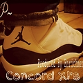 Concord 11's - not done