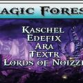 Kaschel - Magic Forest (30.9.2016)