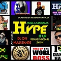 ANGEL CAMORRA'S HYPE IT UP REGGAE & DANCEHALL SHOW 25TH AUGUST 2013