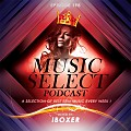 Iboxer Pres.Music Select Podcast 198 Max 125BPM Edition