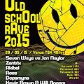 ROSS LIVE @ Old School Rave 2015 #ACIDMAN (May 29)