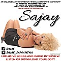 Sajay - Radio Interview on the Black and White Radio Show 9-22-16