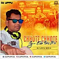 Chhote Chhote Peg (Yo Yo Honey Singh) EDM Tonic Mix - DJ UPPU
