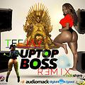 Teejay - Up Top Boss {DJ Ezee Dancehall Remix} -  Radio