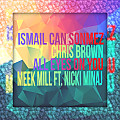 Meek Mill Ft. Nicki Minaj & Chris Brown - All Eyes On You (Ismail Can Sonmez Remix)