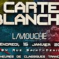 Jon Naylor LIVE @ Carte Blanche: Old School Trance 2015 (16 Jan.)