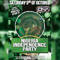 DJ Dynamite Presents Nigeria Independence Party Mix 2015
