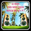 2017 VIBES RADIO STATION TROPICAL MIX PT 1