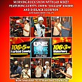 Morning Rock Show on One Love Radio Featuring Jah Mikey, Owen Juggler Knibbs and DJ Black Scorpion (6-17-17)