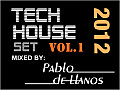 PABLO DE LLANOS TECH HOUSE SET - VOL.1