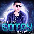 Conmigo No Va (Prod. by Jan Paul)