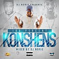 DJ NORIE 100 PERCENT KONSHENS OFFICIAL MIXTAPE