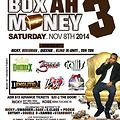 BOX AH MONEY PT3 PROMO CD