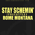 Rome Montana - Stay Scheming (Freestyle)