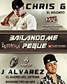 01. J Alvarez Ft Chris G - Bailando Me Pegue (Produced By Montana The Producer) (Www.FlowHoT.NeT)