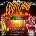 Everything Sky Vol 3 Dancehall Meets Soca 2K14