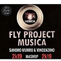 Fly Project - Musica (Sandro Murru & Vincenzino Mashup 2K19)