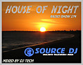 HOUSE OF NIGHT RADIO SHOW 174 MIXED BY DJ TECH 09-09-2017