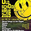 Akibel LIVE @ Old School Rave 2015 #ACIDMAN (May 29)