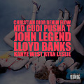 Kanye West & Kid Cudi & John Legend & Lloyd Banks & Ryan Leslie - Christian Dior Denim Flow