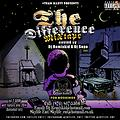 THE DIFFERENCE MIXTAPE VOL 1 BY TEAM ILLEST X @DJREMIXKID X @DJSUPA814 [Skylife Entertainment]