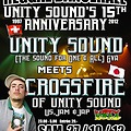 Unity Sound's 15th Anniversary : Part 3 - Crossfire (Unity Sound : Japan-USA)