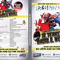 JetB Vin Mix #66 10 Years of Radio And Weasel  #2 By Dj Jet B & Dj Vin Vicent