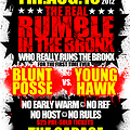 RUMBLE IN THE BRONX YOUNG HAWK V.S BLUNT POSSE PT1