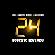 Lokz feat. Emerson Brooks &amp; Luu Breeze - 24 Hours To Love You (Prod by. Emerson Brooks).mp3