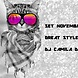 Set Novembro12   Great Style   Dj Camila Dutt