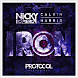 Nicky Romero & Calvin Harris   Iron (Original Mix)