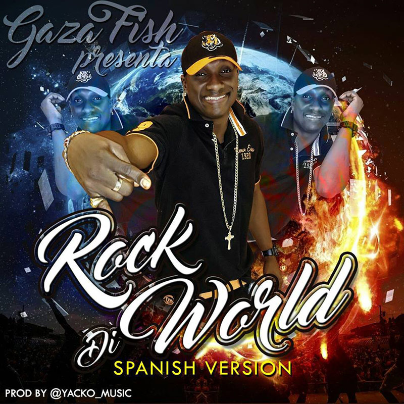 Gaza Fish Ft Los Gazas - Rock Diworld Spanish Version By Yacko