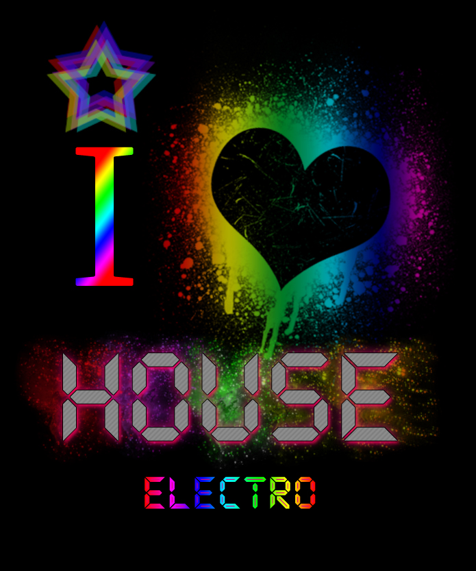 image gallery electronic house