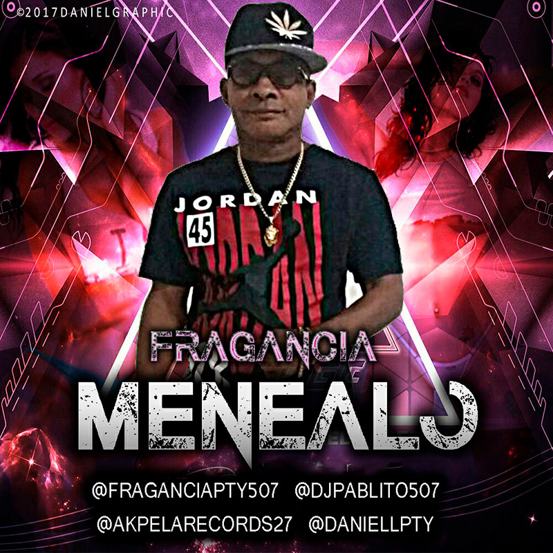 Fragancias ft Dj Pablito - Menealo
