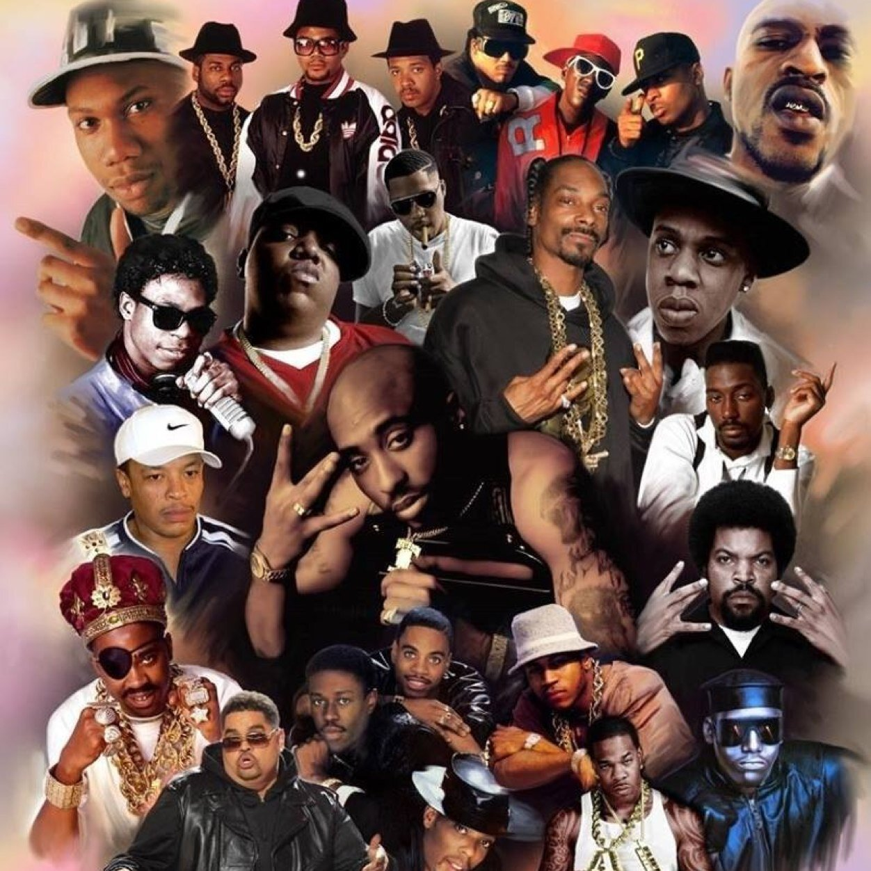 old skool rappers