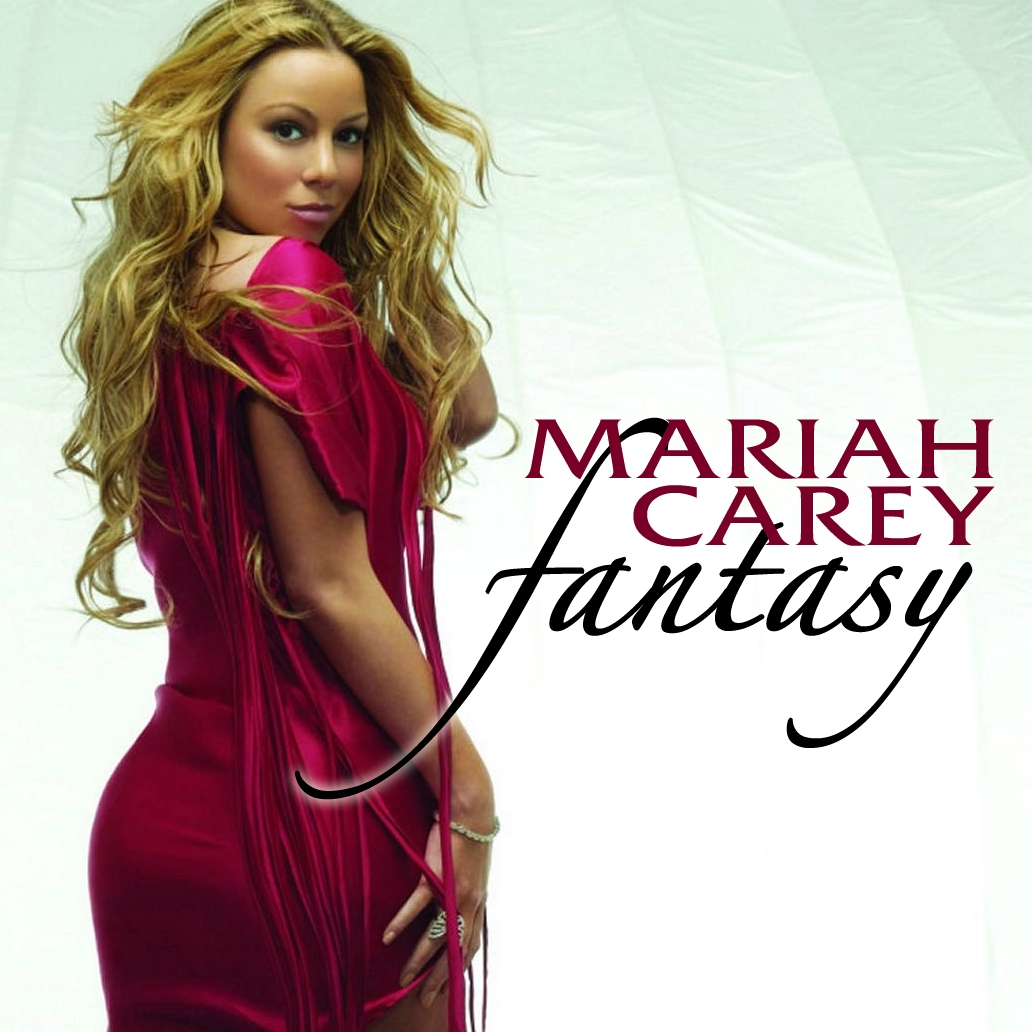 Fantasy by @ItsPlayboy... Mariah Carey Album Covers