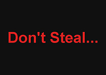 Don't Steal ARTIST'S lyrics